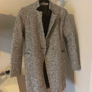 Jackets & Blazers - Slimming Overcoat